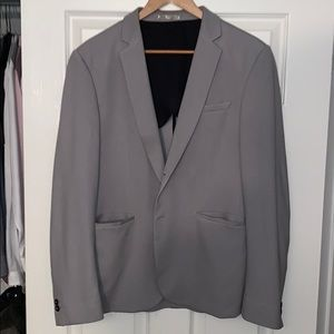 Zara 4 Way Stretch Suit Jacket
